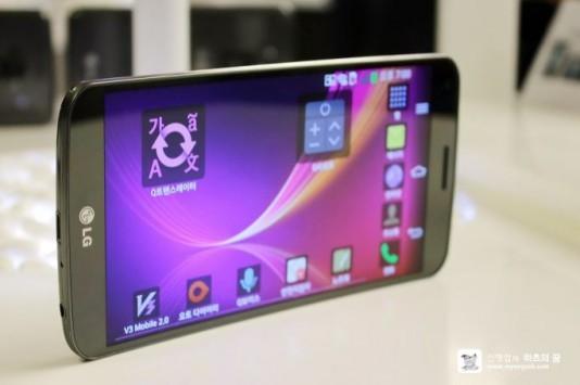 LG G Flex 2: nuove conferme sulla presentazione durante il CES 2015