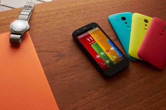 Motorola Moto G: Android 4.4.2 in arrivo in Europa