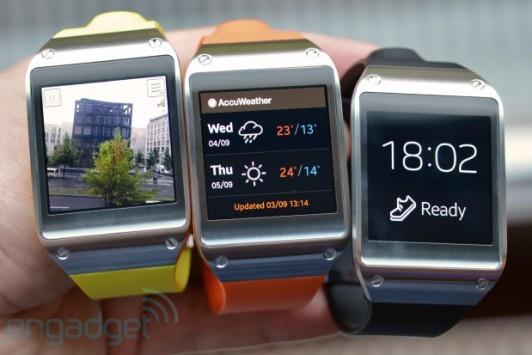 Samsung: 800,000 Galaxy Gear venduti in due mesi