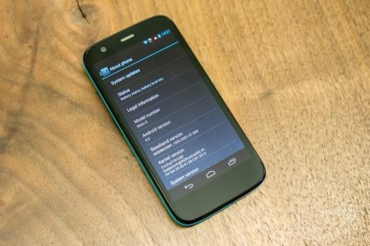 Motorola Moto G, a due giorni dalla presentazione è già nei negozi del Regno Unito