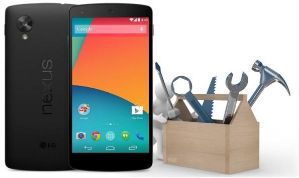 LG Nexus 5 con Android 4.4.1 KitKat: ecco un test sui miglioramenti audio