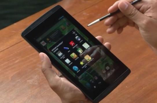 Nvidia aggiorna il Tegra Note 7 ad Android 4.3