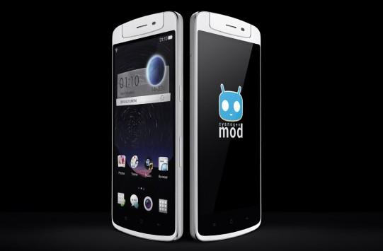 Oppo N1: il primo smartphone CyanogenMod ottiene la benedizione di Google