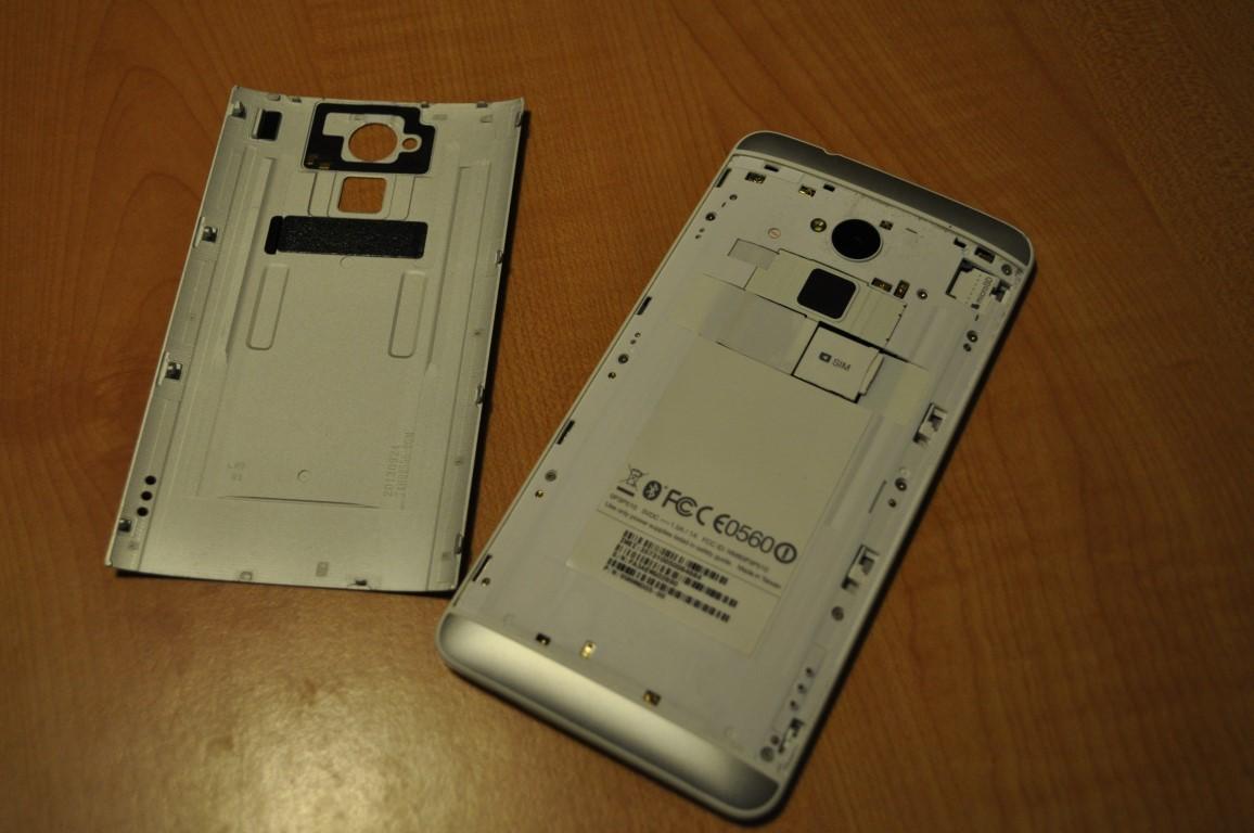 HTC ONE MAX APERTO