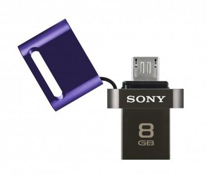 Sony lancia una nuova gamma di pendrive USB 2-in-1 per smartphone e tablet