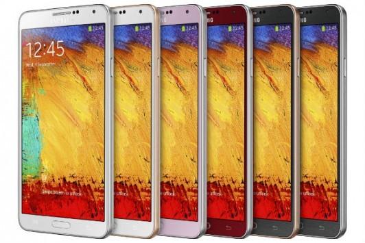 Samsung Galaxy Note 3, 10 milioni di unità consegnate in due mesi