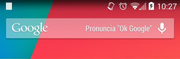 Android 4.4: abilitare il comando