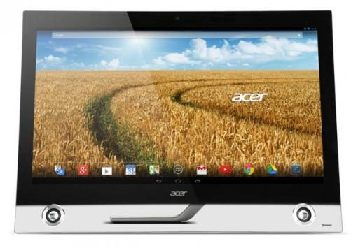 Acer presenta i nuovi tablet Iconia e un All-in-One Android da 27 pollici