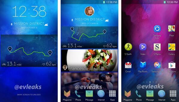 La nuova TouchWiz diventa un tema per i nostri s