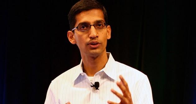 Nuovo wearable Google al polso di Sundar Pichai?