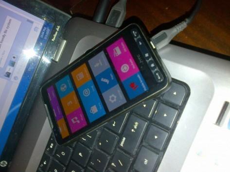 HTC HD2: ecco un primo porting della ROM del Nokia X