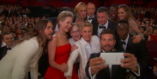 Oscar 2014: il marketing di Samsung e l'ironia di Nokia