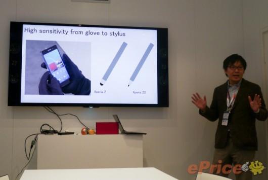 Sony Xperia Z2 e Z2 Tablet supportano l'input di penne e matite