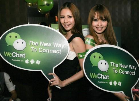 WeChat raggiunge 355 milioni di utenti attivi al mese: WhatsApp è più vicino