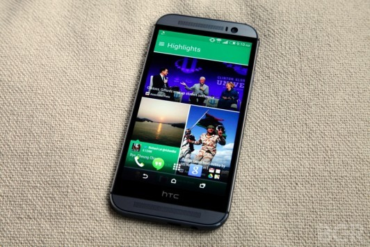 [UPDATE: anche HTC Zoe] HTC BlinkFeed in arrivo per altri dispositivi Android