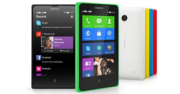 Nuovo aggiornamento per il Nokia X