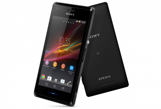 Sony Xperia M: presto potrebbe arrivare l'update ad Android 4.3