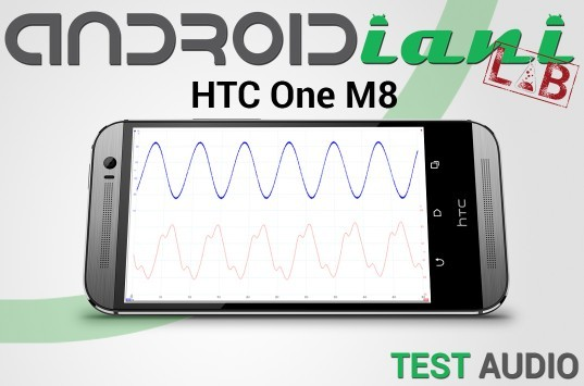 HTC One M8: Test Audio e video confronto [Androidiani Lab]