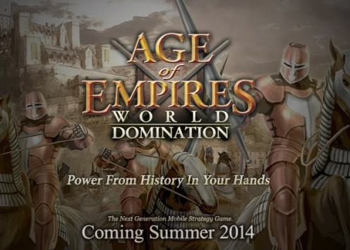 Age of Empires: World Domination in arrivo sui dispositivi Android