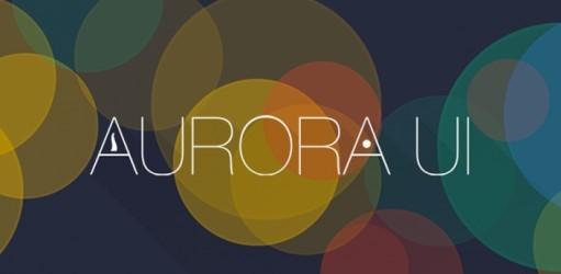 [App Spotlight] Aurora UI: ecco un icon pack italiano