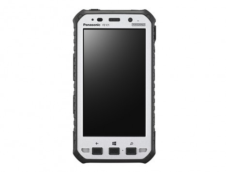Panasonic annuncia i nuovi rugged-phone Android FZ-E1 e FZ-X1