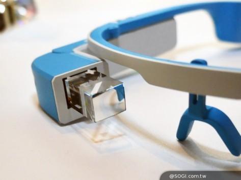 [Computex 2014] ChipSip SiME, la risposta taiwanese a Google Glass
