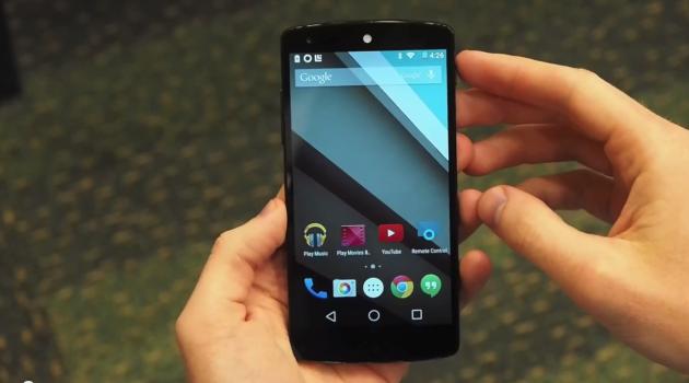 Android L: su XDA presto disponibili i primi file zip [GUIDA]
