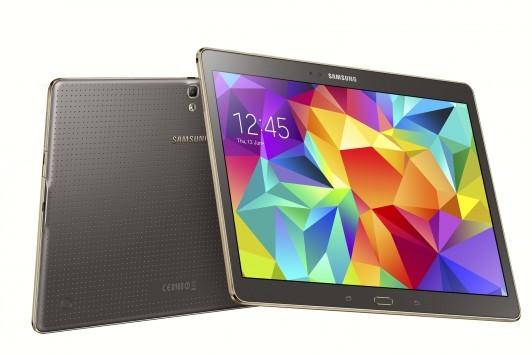 Digital Rainbow: nuova installazione con 150 Samsung Galaxy Tab S