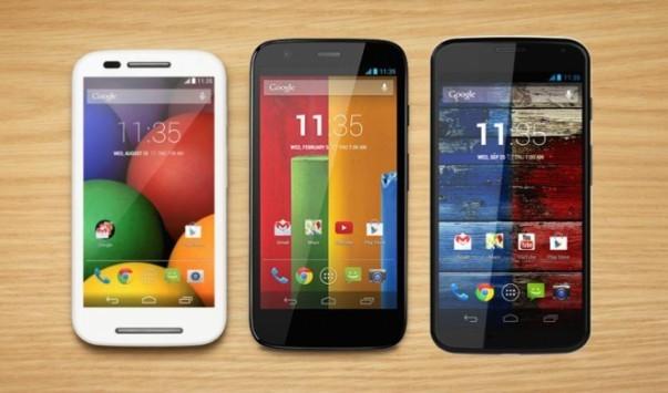 Motorola: Moto G e Moto X saranno aggiornati ad Android L