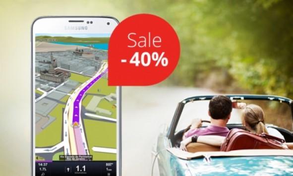 [App Spotlight] Sygic scontato del 40% sul Google Play Store