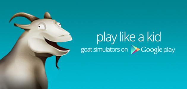 Goat Simulator arriva su Android e Google gli fa pubblicità
