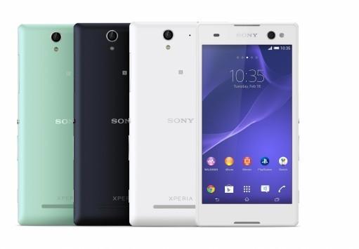 Sony Xperia C3: presentato ufficialmente il nuovo selfie phone