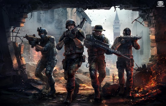 Modern Combat 5: Blackout ufficiale, 5.99 euro e nessun acquisto in app