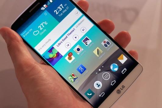 LG: secondo gli analisti il G3 venderà il doppio del G2