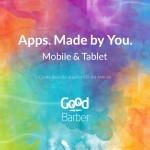 [Sponsored] GoodBarber: Quando creare apps diviene un piacere