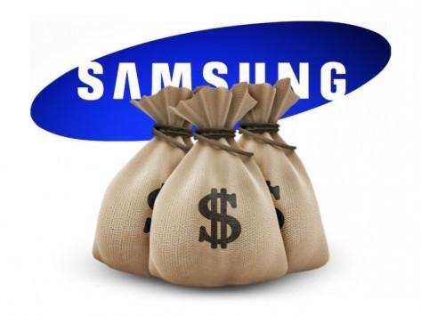 Samsung: utili in calo per la prima volta dal 2011