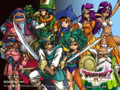 Dragon Quest IV approda sul Google Play Store