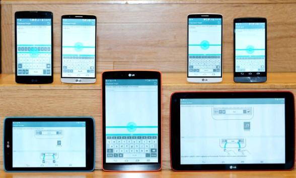 LG: entro la fine dell'anno la G3 UX sarà portata su tutti i device