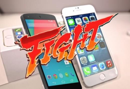 LG Nexus 5 vs iPhone 6: confronto sulla velocità di apertura di alcune applicazioni