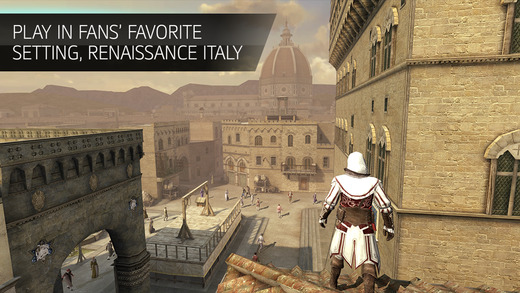 Assassin's Creed Identity disponibile per iOS, forse per Android