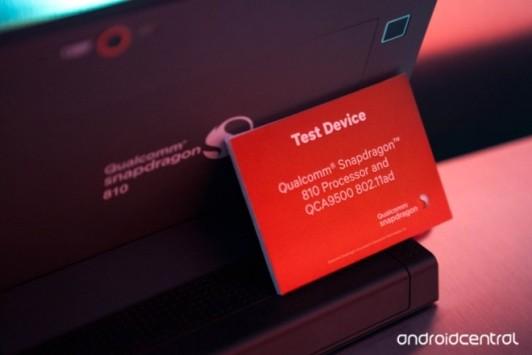Qualcomm mostra la tecnologia WiGig presente su Qualcomm 810
