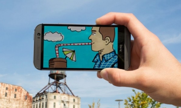 HTC One M8 riceve l'update con Eye Experience anche in Italia