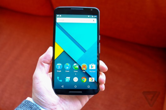 Nexus 6, video e immagini in un primo hands-on