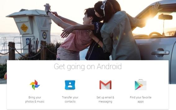Google replica ad Apple: ecco la guida ufficiale per passare da iOS a Android