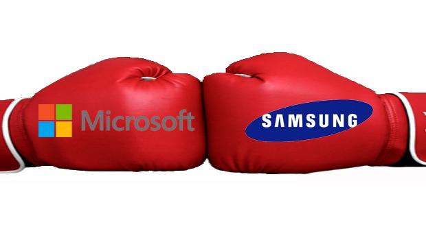 Samsung vs Microsoft: stop alle royalty per l'acquisizione di Nokia