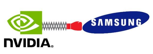 NVIDIA vuole bandire dagli USA molti smartphone e tablet Samsung