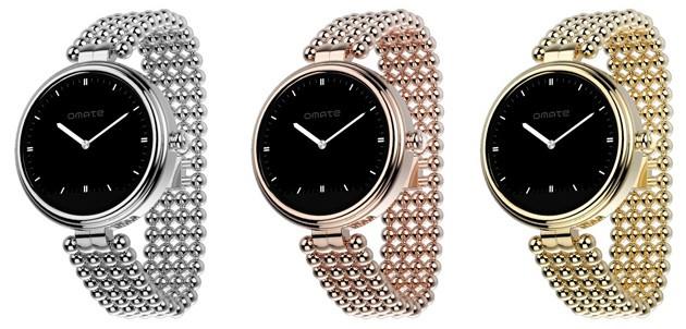 Omate Lutetia: lo smartwatch per lei