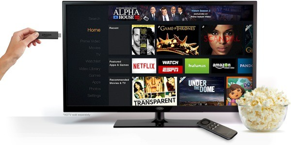 Amazon sfida Chromecast con Fire TV Stick: TV smart a 19 Dollari
