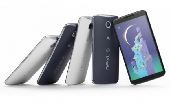 Motorola Nexus 6 in pre-ordine su Amazon.it a partire da 699€