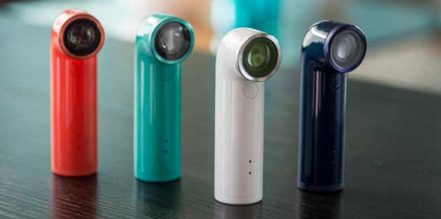 HTC RE Camera: video hands-on e accessori